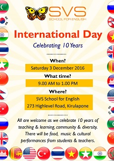 SVS Family Fun Day 2016